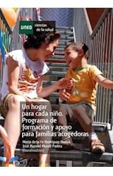 E-book Un Hogar para cada niño. Programa de formación y apoyo para familias acogedoras