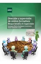 E-book Dirección y Supervisión de Centros Formativos. Bloque Temático II: Supervisión