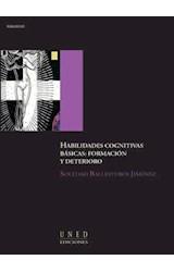 E-book Habilidades Cognitivas Básicas: Formación y Deterioro