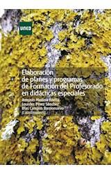 E-book Elaboración de Planes y Programas de Formación del Profesorado en Didácticas Espaciales
