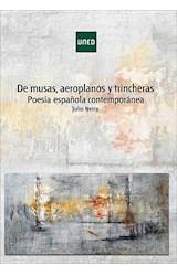 E-book De musas, aeroplanos y trincheras. Poesía española contemporánea