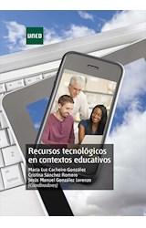 E-book Recursos tecnológicos en contextos educativos