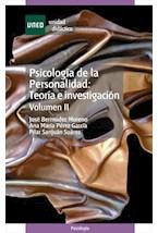 E-book Psicología de la Personalidad: Teoría e Investigación. Volumen II