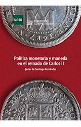 E-book Política monetaria y moneda en el reinado de Carlos II
