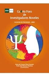 E-book Cu4rto Foro de Investigadores Noveles. Facultad de Psicología - UNED.