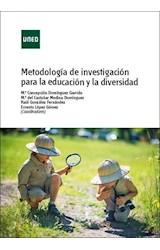 E-book Metodología de investigación para la educación y la diversidad
