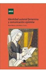 E-book Identidad autorial femenina ycomunicación epistolar