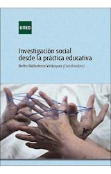 E-book Investigación social desde la práctica educativa
