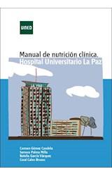 E-book Manual de nutrición clínica. Hospital Universitario LaPaz