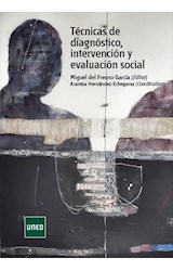 E-book Técnicas de diagnóstico, intervención y evaluación social