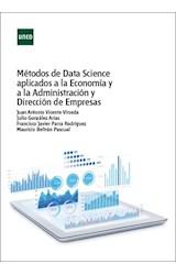 E-book Métodos de Data Science aplicados a la Economía y a la Dirección y Administración de Empresas