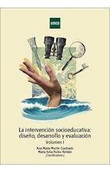 E-book La intervención socioeducativa: diseño, desarrollo y evaluación. Volumen I