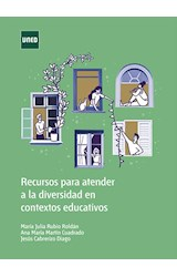 E-book Recursos para atender a la diversidad en contextos educativos