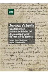 E-book Alabanças de España: una traducción anónima e inédita del De preconiis Hispanie de Juan Gil de Zamora