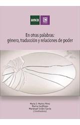 E-book En otras palabras: género, traducción y relaciones de poder