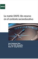 E-book La matriz DAFO. Un recurso en el contexto socioeducativo