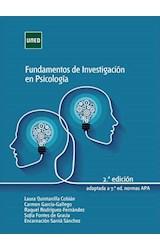 E-book Fundamentos de investigación en Psicología