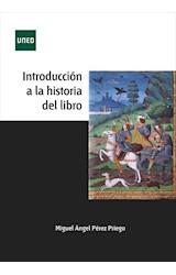 E-book Introducción a la historia del libro