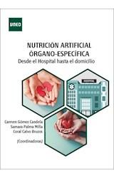 E-book Nutrición artificial órgano-específica. Desde el hospital hasta el domicilio