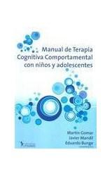 Papel TERAPIA DE CONTROL COGNITIVO CON NIÑOS Y ADOLESCEN