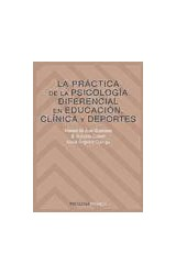 Papel PRACTICA DE LA PSIC (EDUCACION, CLINICA Y DEPORTES) DIFEREN