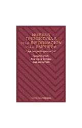 Papel NUEVAS TECNOLOGIAS DE LA INFORMACION EN LA EMPRESA (UNA PERS