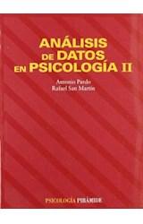 Papel ANALISIS DE DATOS 2 EN PSICOLOGIA