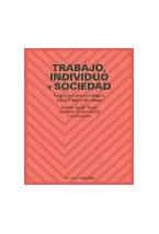Papel TRABAJO, INDIVIDUO Y SOCIEDAD