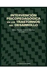 Papel INTERVENCION PSICOPEDAGOGICA EN LOS TRASTORNOS DEL DESARROLL