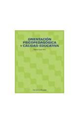 Papel ORIENTACION PSICOPEDAGOGICA Y CALIDAD EDUCATIVIA