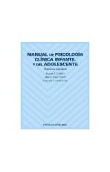 Papel MANUAL DE PSICOLOGIA CLINICA INF Y DEL ADOLES (TRAST ESPECIF