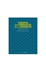 Papel TERAPIA DE CONDUCTA EN LA INFANCIA (GUIA DE INTERVENCION)