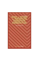 Papel GUIA DE AYUDA AL TERAPEUTA COGNITIVO-CONDUCTUAL