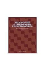 Papel APLICACIONES DE INTERVENCION PSICOPEDAGOGICA