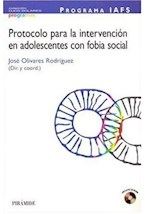 Papel PROTOCOLO PARA INTERVENCION ADOLESCENTES CON FOBIA SOCIAL (C