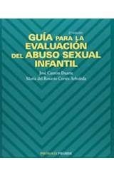 Test GUIA PARA LA EVALUACION DEL ABUSO SEXUAL INFANTIL