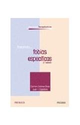 Papel TRATANDO FOBIAS ESPECIFICAS