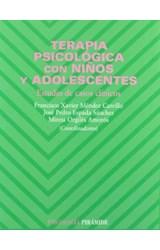 Papel TERAPIA PSICOLOGICA CON NIÑOS Y ADOLESCENTES.ESTUDIO CASOS C