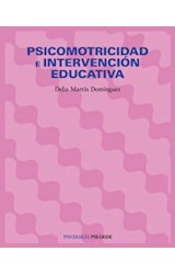 Papel PSICOMOTRICIDAD E INTERVENCION EDUCATIVA