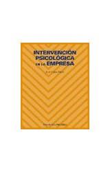 Papel INTERVENCION PSICOLOGICA EN LA EMPRESA