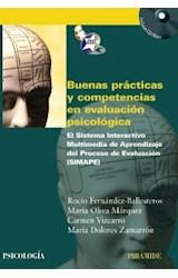 Test BUENAS PRACTICAS Y COMPETENCIAS EN EVALUACION PSICOLOGICA