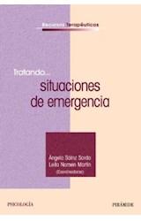 Papel TRATANDO... SITUACIONES DE EMERGENCIA