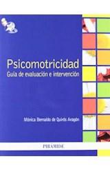 Papel PSICOMOTRICIDAD GUIA DE EVALUACION E INTERVENCION