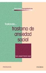 Papel TRATANDO...TRASTORNO DE ANSIEDAD SOCIAL