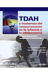 Papel TDAH Y TRASTORNOS DEL COMPORTAMIENT EN LA INFANCIA Y LA ADOL
