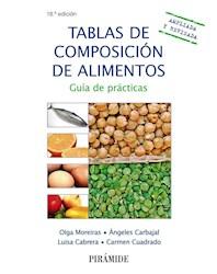Libro Tablas De Composicion De Alimentos