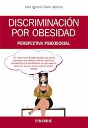 Libro Discriminacion Por Obesidad