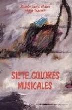 Papel Siete Colores Musicales