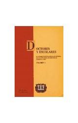 Papel Doctores y escolares 2 Vols.