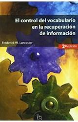 Papel El Control Del Vocabulario En La Recuperación De Información (2A Ed.)
